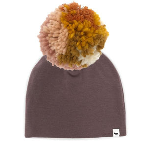 oh baby! Snap Pom Hat Blush Mix - Lavender
