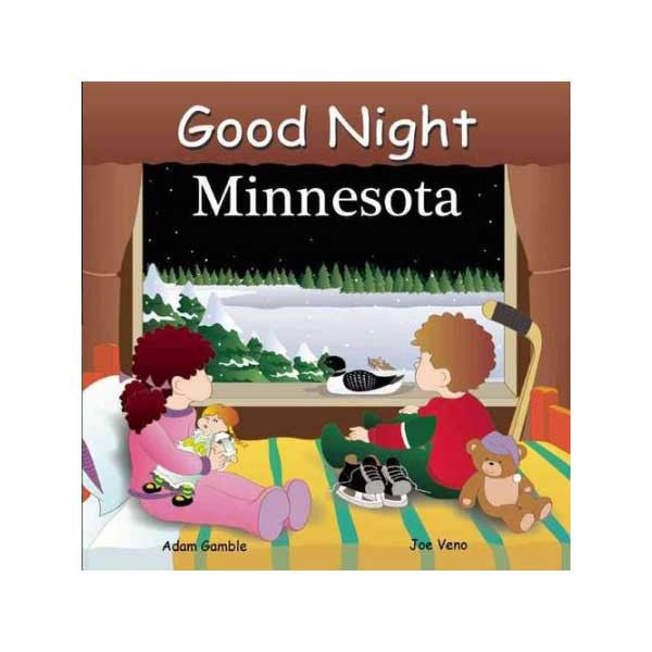 Good Night Minnesota Book - oh baby!