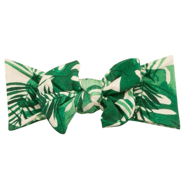 Angel Dear Monstera Deliciosa Headband