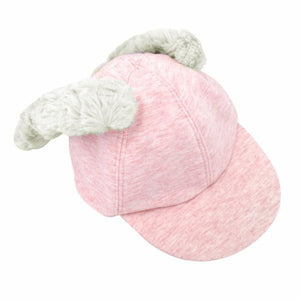 oh baby! Character Hat - Meadow Bunny - Pale Pink