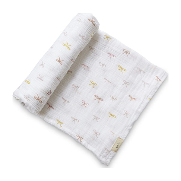 Pehr Novelty Swaddles - Jolie Bows
