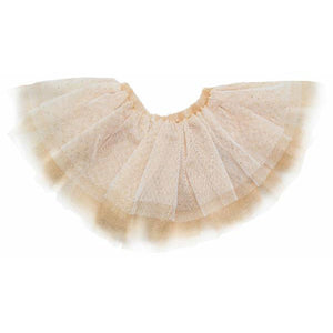 oh baby! Glinda Prima Skirt - Ivory/Gold - Gold - oh baby!