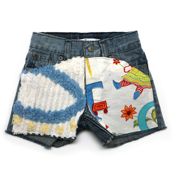 "oh baby! Anniversary Vintage Shorts ""One of a Kind"" - Size 4 - oh baby!"