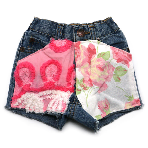 "oh baby! Anniversary Vintage Shorts ""One of a Kind"" - Size 6-12 months - oh baby!"