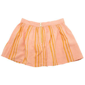 Gold Striped Skirt - oh baby!