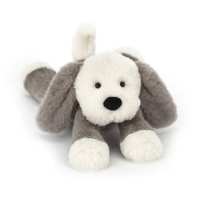Jellycat Smudge Puppy Plush Stuffed Animal - oh baby!