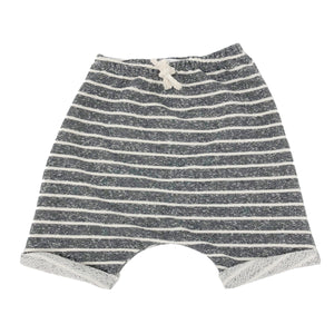 oh baby! Favorite Shorts - Steele Stripe