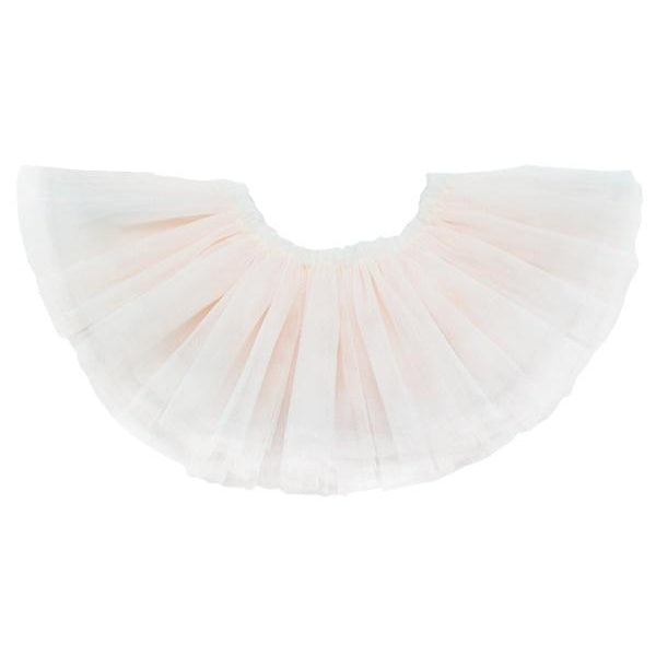 oh baby! Frill Tutu - Apricot with Ivory Overlay - Infant - oh baby!