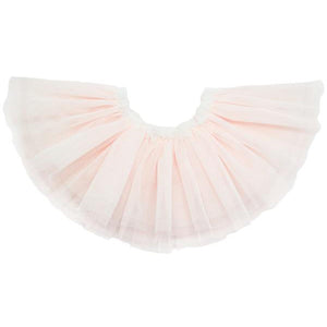 oh baby! Frill Tutu -Apricot with Ecru Overlay - Young Girl - oh baby!