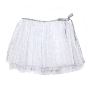 oh baby! Glinda Wrap Skirt - Infant - White