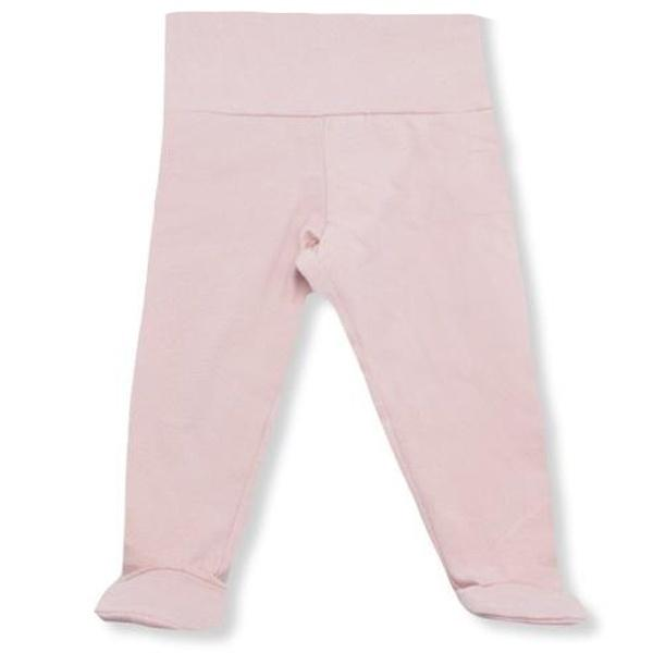 oh baby! Yoga Footie Pant - Blush