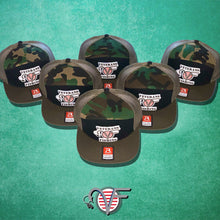 Load image into Gallery viewer, VF Patch Richardson® Hi-Pro 7-Panel Trucker(Camo)