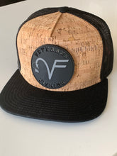 Load image into Gallery viewer, VF 'Blackout' Cork 2.0 Patch Hat