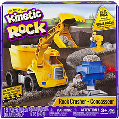 Kinetic Sand Rock Crusher