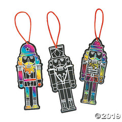 Magic Colour Scratch Nutcracker (3pk)