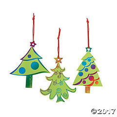 Magic Colour Scratch Christmas Trees (3pk) sold out