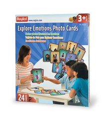 Explore Emotions Photo Cards