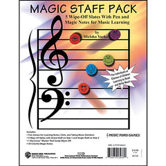 Magic Staff Pack Game