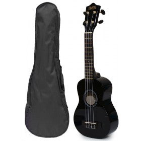 Picture of SPECIAL ORDER Ukulele Black with Case