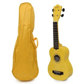 Picture of Ukulele Yellow with Case