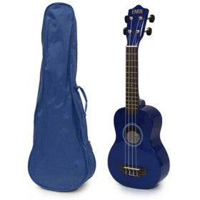 Picture of SPECIAL ORDER Ukulele Blue with Case