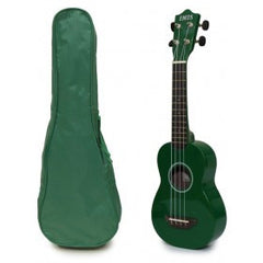 SPECIAL ORDER Ukulele Green with Case