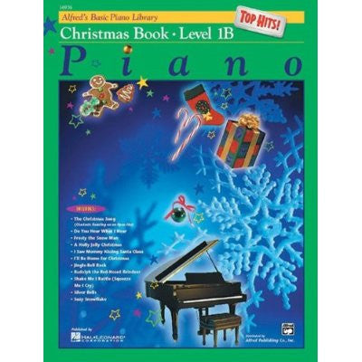 Picture of Basic Piano Christmas Book Level 1B