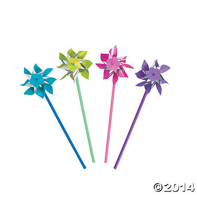 Picture of Bright Pinwheels sold out
