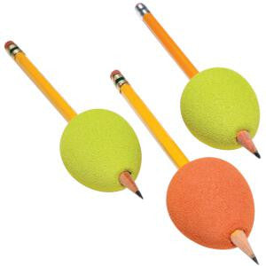 "Picture of ""Egg-Oh's"" Pencil Grip"