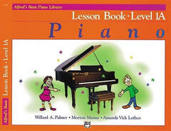 Basic Piano Lesson Book 1A