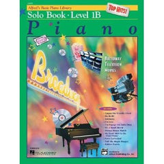 Solo Piano Book Level 1B: Broadway Hits