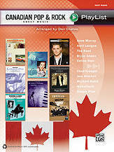 Picture of Canadian Pop/Rock Sheet Music