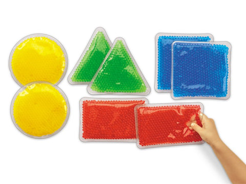 Picture of Gel Bead Sensory Shape Individual