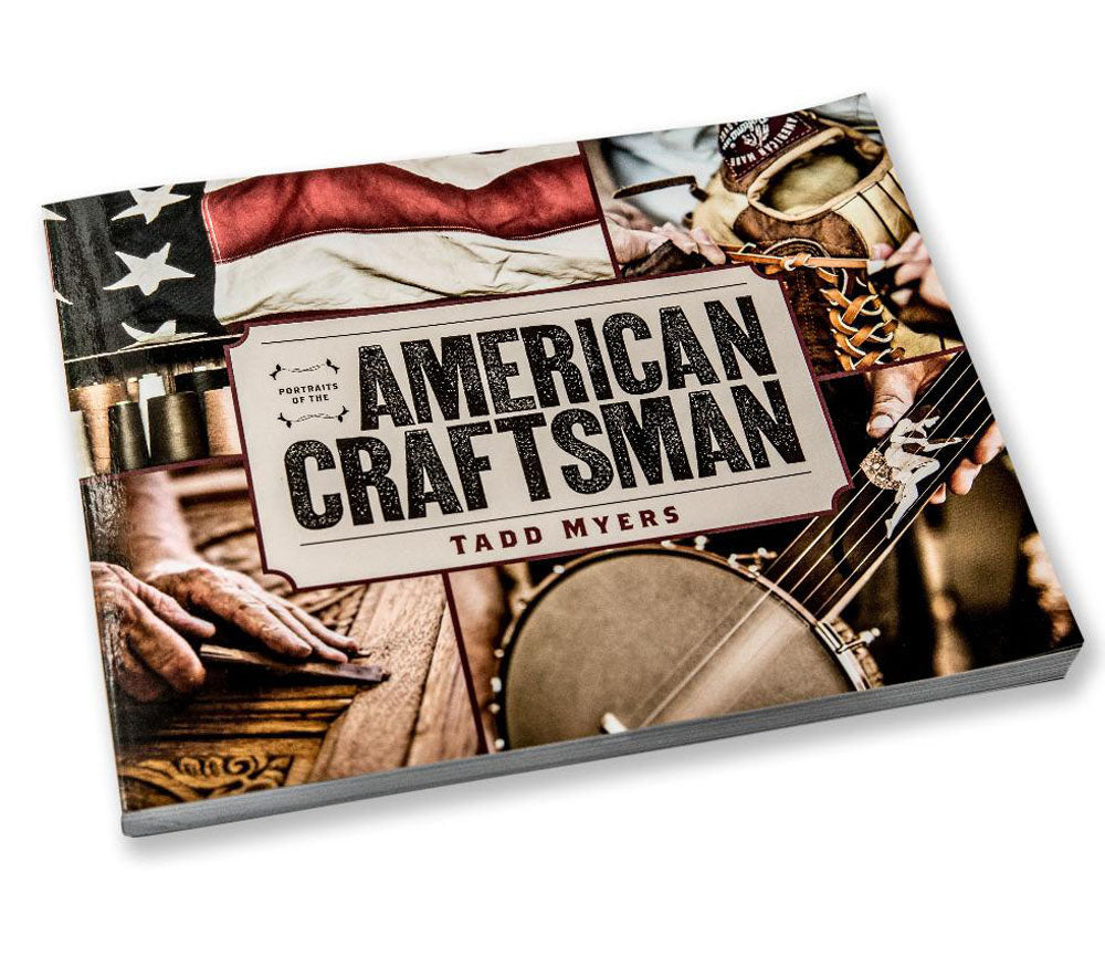 Portraits of the American Craftsman Book (Paperback)