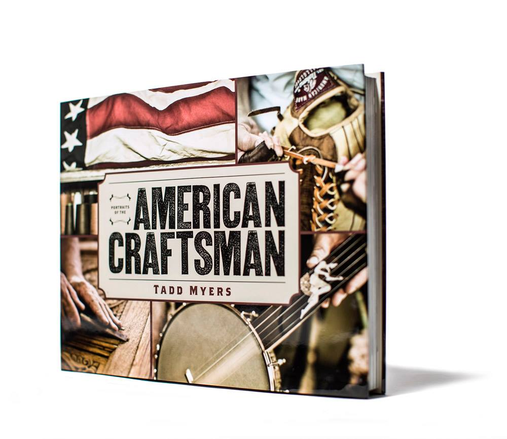 American Craftsman Book - Tadd Myers