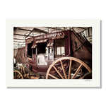 Tadd Myers, Stagecoaches