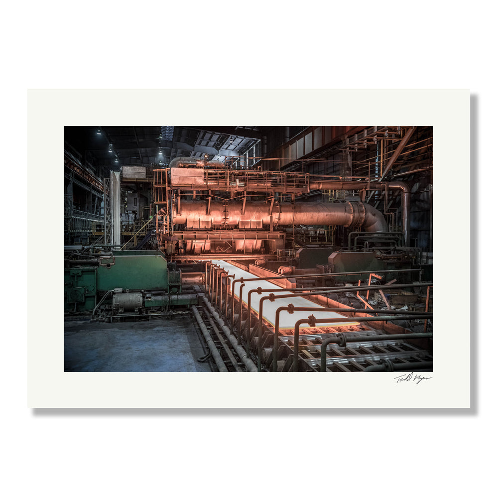 Industrial Plant, Tadd Myers Photography
