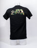 Short Sleeve Digi Camo Black