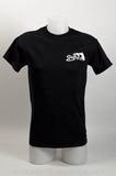 Short Sleeve Logo Black