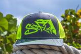 Richardson snap back trucker