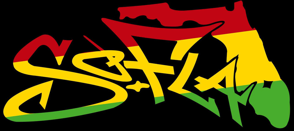 Decals Rasta Flag
