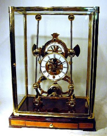 Picture of Harrison Grasshopper Clock