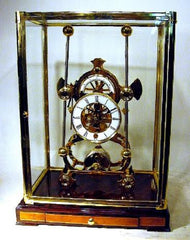 Harrison Grasshopper Clock