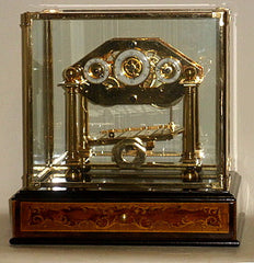 Traditional Congreve Rolling Ball Clock