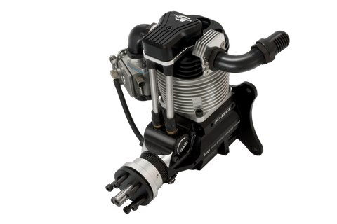 Gaui F-50 Four-Stroke Side Intake Gasoline Engine