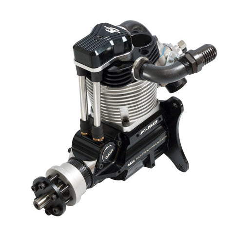 Gaui F-50R Four-Stroke Rear Intake Gasoline Engine
