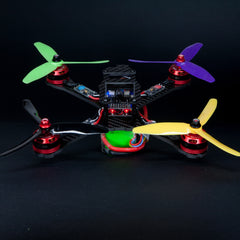 Realacc X210 4mm Frame w/ F3 6 DOF Racerstar BR2205 2300KV Motor RS20A V2 Blheli_S 5X4X3 Prop - Add RX and Fly