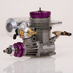 Revised Package Deal - Novarossi Rex .R57CR 3D Aircraft Engine with Tuned Muffler & Parts Kit