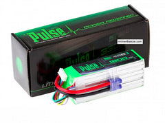 PLU45-18006 - PULSE LIPO 1800mAh 22.2V 45C- ULTRA POWER SERIES