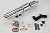 Novarossi Rex 50357P-358 Helicopter Polished Tuned Pipe and Header